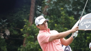 VanDerLaan claims 54-hole lead at Country Club de Bogotá Championship